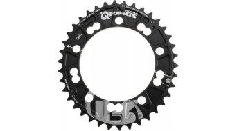 ROTOR Q-Ring QX2 MTB Kettenblatt 2fach 5x60 innen schwarz