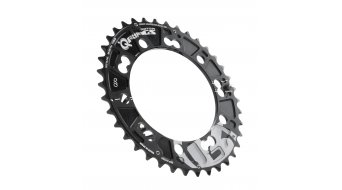 rotor Q-ring QX2 MTB chain ring Sram XX 2 speed black