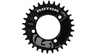 rotor NoQ-Ring VTT RX1 1-vitesses plateau 4-trous (76mm) noir (extérieur)