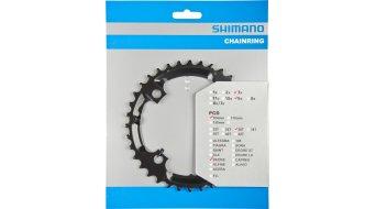 Shimano Deore 9-speed chain ring 36  teeth black FC-M590/591/M391