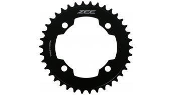Shimano Zee 10速 牙盘 齿 黑色 FC-M640/645