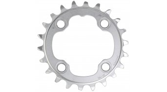 Shimano XT Dyna-Sys 10 speed chain ring (on) FC-M782