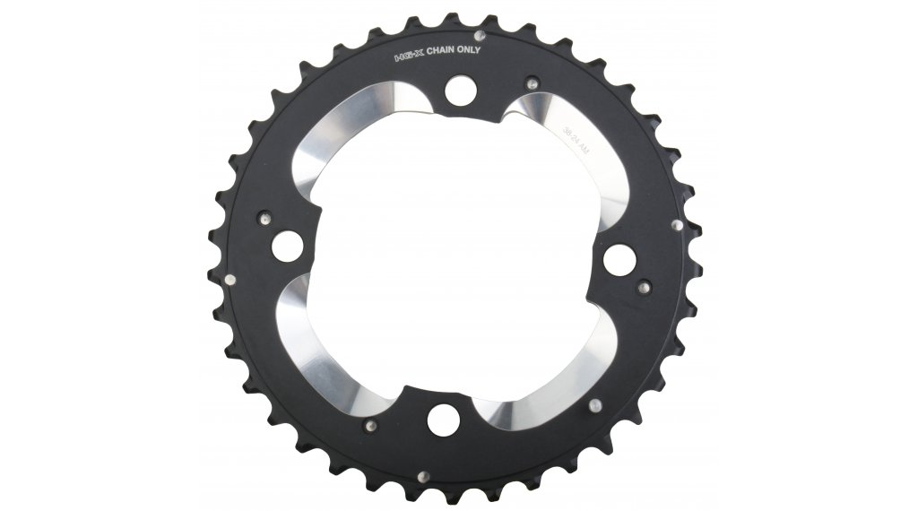 *NEW* Shimano Deore XT FC-M785 Double Chainrings 38-26T AK-Type 10 Spd Dynasis