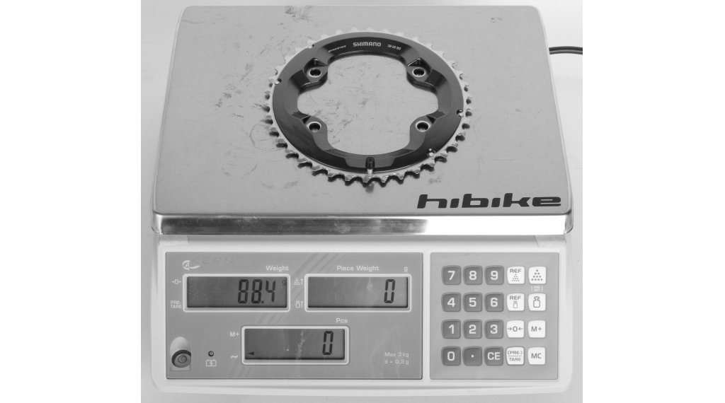 Shimano XT FC-M8000 duplex chain ring