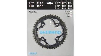 Shimano XT Trekking 10-fach Kettenblat Zähne 44 Zähne 4-Loch (104mm) FC-T780/FC-T781 (für Kettenschutzring)