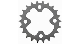 Shimano Deore 9-speed chain ring silver FC-M510