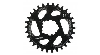 SRAM X-Sync plateau dents DirectMount Off set noir