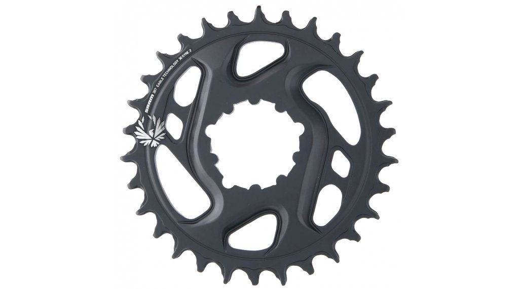 SRAM X-Sync2 Eagle CF chain ring 12 speed 30  teeth DirectMount 3mm Off set Boost black