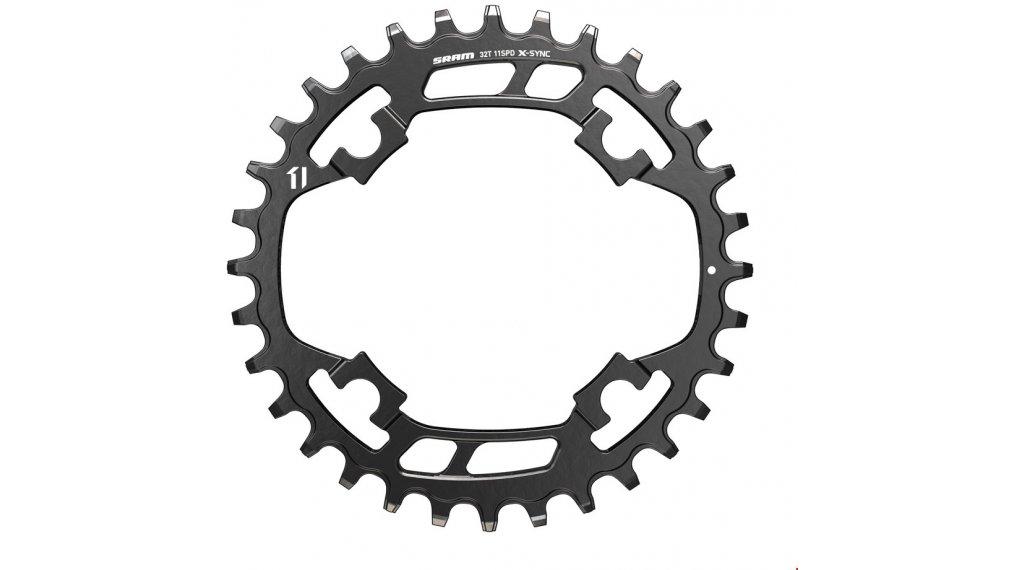 SRAM X-Sync Steel corona catena 11 velocità 32 Zähne (94mm) nero