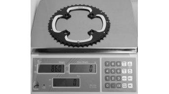 SRAM MTB plato 44 dientes S1 (104mm) AL5 blast negro L-Pin GXP CNC (3x10-velocidades)