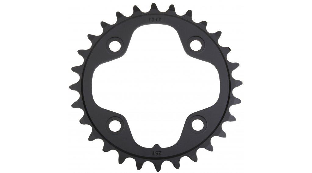 SRAM MTB plato 26 dientes S1 (80mm) AL3 blast negro (2x10-velocidades)