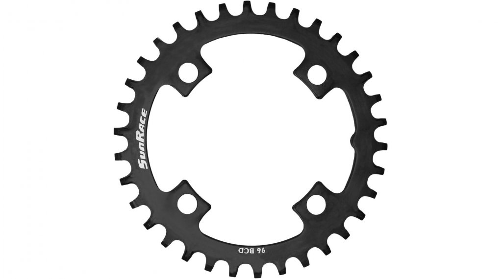 Sunrace MS 4-Arm Kettenblatt 96mm 36 Zähne