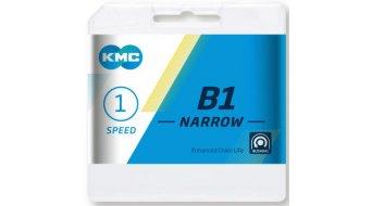 KMC B1 Narrow Kette 1-fach 112-Glieder