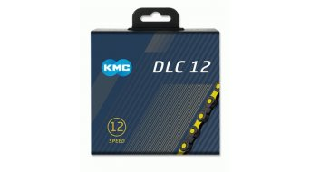 KMC DLC12 chaîne 12-vitesses 126-maillon