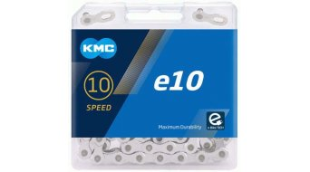 KMC e10 chain 10 speed link silver