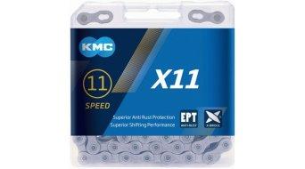 KMC X11 Kette 11-fach 118-Glieder EPT silver