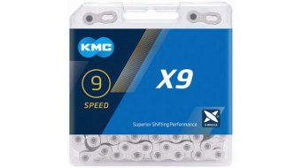 KMC X9 chain 9-speed 114- link