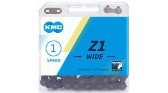 "KMC Z1 Kette 1/2x1/8"" 112-Glieder brown"