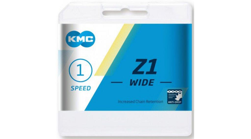 "KMC Z1 Kette 1/2x1/8"" 112-Glieder gold"