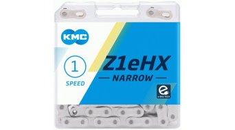 KMC Z1eHX Narrow Kette 1-fach silver