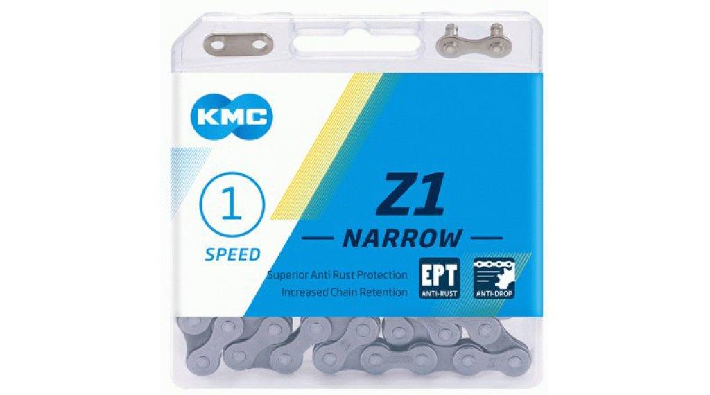 """KMC Z1 Kette 1/2x3/32"""" 112-Glieder EPT silver"""