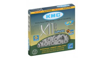 KMC X-11e Silver chain bicycle chain 11 speed 118- link silver (for E-Bikes)