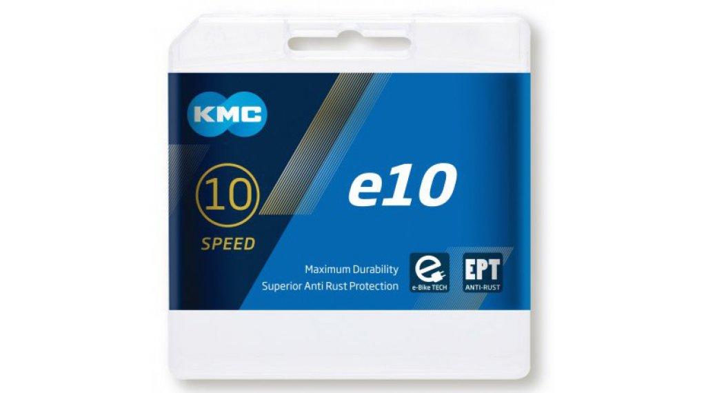 KMC e10 链条 10速 136节 EPT silver