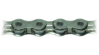 KMC X101 chain bikechain Fixie-/single-Speed-chain 112- link silver (for Freestyle BMX, track, Fixed Gear)
