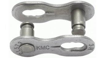 KMC chain lock MissingLink 7/8 speed right-Usable EPT silver