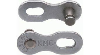 KMC Kettenschloss MissingLink 9-fach Non-Re-Usable EPT silver