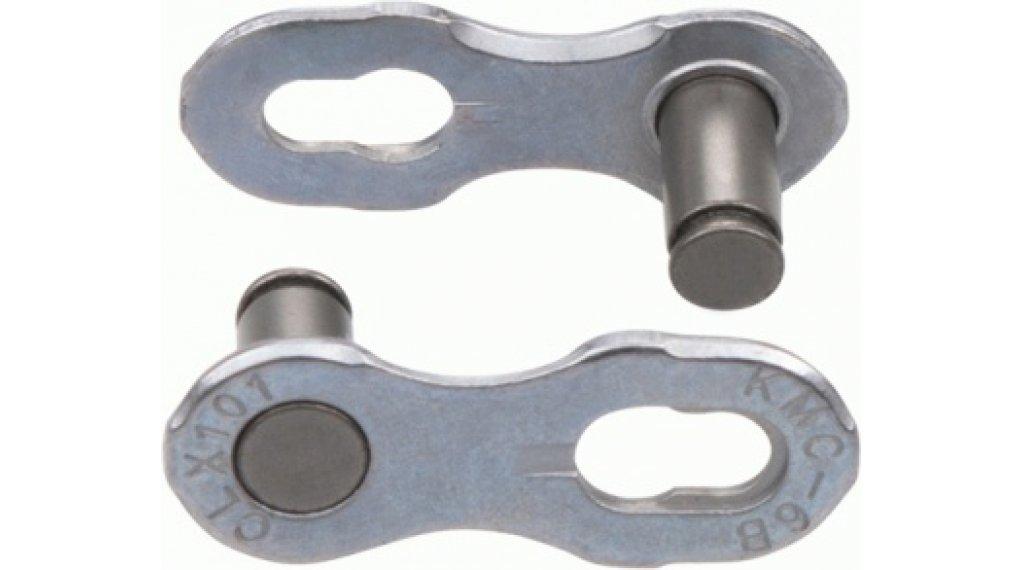 KMC Kettenschloss MissingLink 1-fach e101 Non-Re-Usable EPT silver