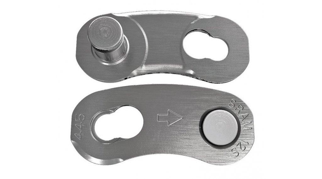 SRAM PowerLock Eagle Kettenschloss für SRAM 12-fach-Ketten silber