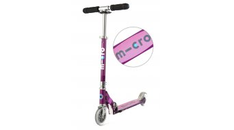 Micro Sprite Special Edition Scooter pink- stripes
