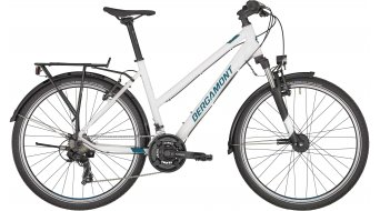 "Bergamont Revox ATB 26 Lady 26"" bike kids size 38cm white/petrol blue (matt/shiny) 2020"