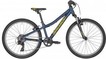 "Bergamont Revox 24 Boy 24"" kidsbike size 31 cm petrol blue/gold (shiny) 2020"