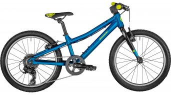 Bergamont Bergamonster Boy 20 MTB bike kids size 26cm Radiant blue/black/lime 2021