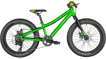 Bergamont Bergamonster Plus 20 MTB Komplettrad Kinder Gr. 26cm green/black/lime yellow Mod. 2021