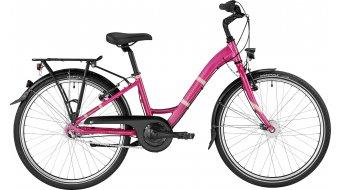 Bergamont Belamini N3 24 Kinder Komplettbike Unisex Gr. 32cm pink (shiny) Mod. 2017