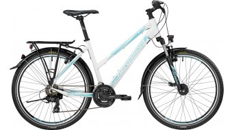 Bergamont Vitox ATB Lady 26 Jugend bici completa da donna mis. 42cm white/coral blue (shiny) mod. 2017
