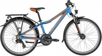 Bergamont Vitox ATB 24 bambini bici completa Jungen- ruota mis. 32cm cyan/arancione (opaco) mod. 2017