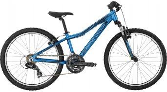 Bergamont Vitox 24 Boy 24 bambini bici completa Jungen- ruota mis. 32cm blue/black (opaco) mod. 2017