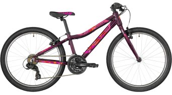 "Bergamont Revox 24 lite Girl 24"" kids bike size 32cm violet/pink/red (shiny) 2018"