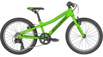 "Bergamont Bergamonster 20 Boy 20"" kids bike size 26 cm green/black (shiny) 2019"