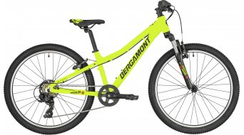 "Bergamont Revox 24 Boy 24"" Kinder Komplettbike Gr. 31 cm lime green/black/red (matt) Mod. 2019"