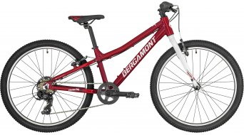 "Bergamont Revox 24 Lite 24"" kids bike size 31 cm red/white/black (shiny) 2019"