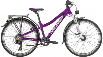 "Bergamont Revox ATB 24 Girl 24"" kids bike size 31 cm purple/white/pink (shiny) 2019"