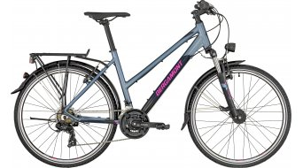 Bergamont Revox ATB 26 Lady kids bike cm silver/dark grey/berry (matt) 2019