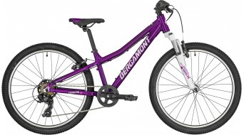 "Bergamont Revox 24 Girl 24"" kids bike size 31 cm purple/white/pink (shiny) 2019"