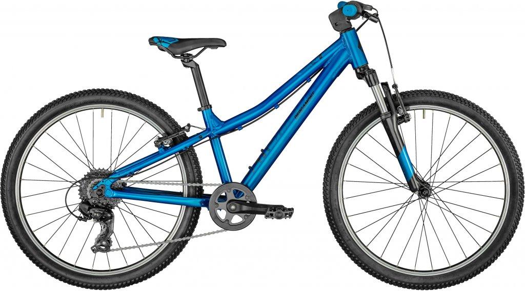 Bergamont Revox Boy 24 MTB(山地) 整车 儿童 型号 31厘米 radiant blue/black 款型 2021