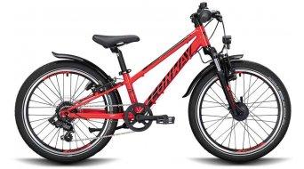 """Conway MC 200 20"""" MTB bici completa bambini mis. 23cm rosso/nero mod. 2021"""